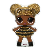 """Фольгированная фигура """"Кукла LOL - QUEEN BEE"""" (87 см)"""