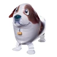 """""""Собака"""" коричневая, Ходячая фигура (61см)"""