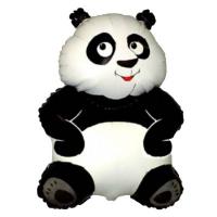 Фольгированный шар Панда (96см)