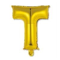 Фольгированный шар Буква Т