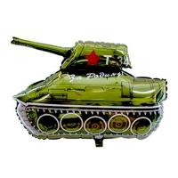 """Шар фигура """"Танк Т-34"""" (80 см)"""