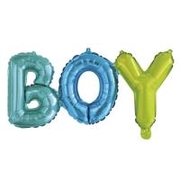"Шары буквы ""BOY"" (40 см)"