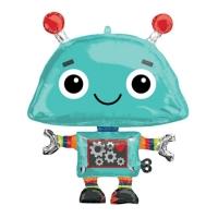 """Фольгированная фигура """"Робот"""" (88 см)"""
