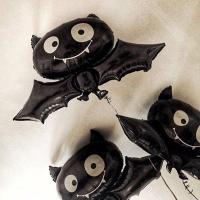 """Фольгированный шар """"Летучая мышь"""" (81 см)"""