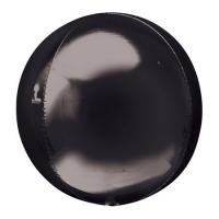 Сфера 3D Металлик Black (43 см)