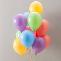 Воздушные шарики пастель (30 см)