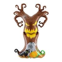 """Фольгированный шар """"Жуткое дерево"""" (155 см)"""