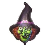 """Фольгированный шар """"Ведьма"""" (86 см)"""